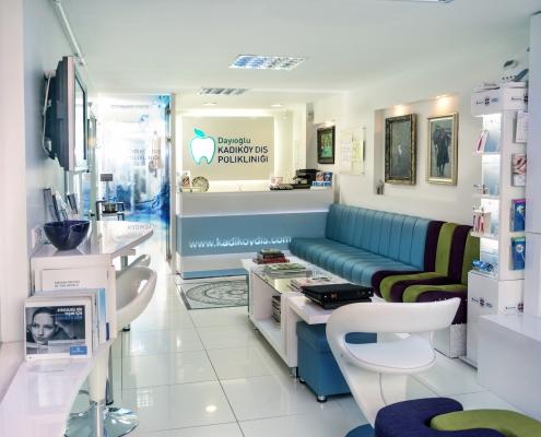 De kliniek - Tandartsreis Turkije